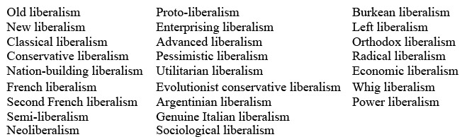 Reports Of The Demise Of Liberalism Are Greatly Exaggerated Aeon